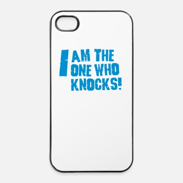 Surprise I am the one who knocks - Coque rigide iPhone 4/4s