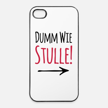 Idioot Dom als een sandwich! - iPhone 4/4s hard case
