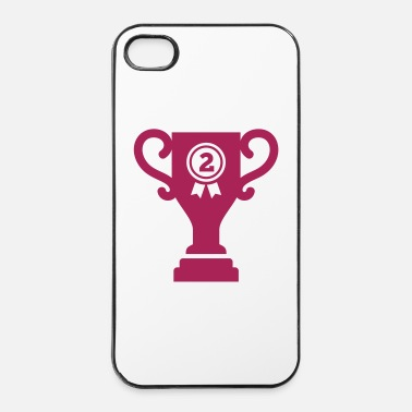 Handball Trophée - coupe - Coque rigide iPhone 4/4s