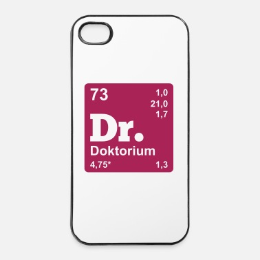 Elemento Doctor - Carcasa iPhone 4/4s