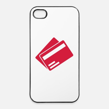 Online Credit card - iPhone 4 & 4s Case