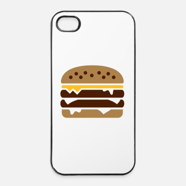 Snel Burger - iPhone 4/4s hard case