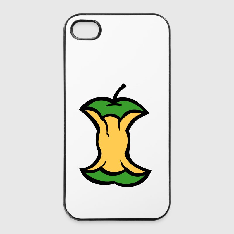 klokhuis appel - iPhone 4/4s hard case