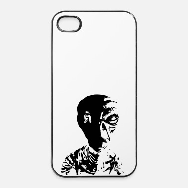 Criatura Allien - Carcasa iPhone 4/4s