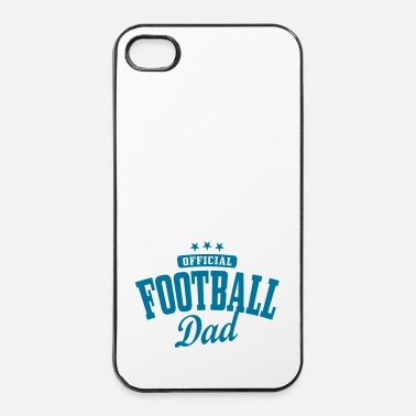 American Football football dad - iPhone 4/4s hard case