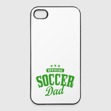 soccer dad - iPhone 4/4s hard case