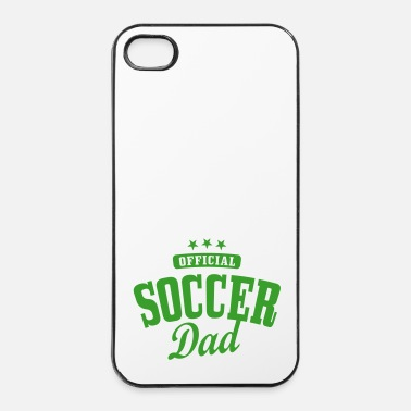 Soccer soccer dad - Coque rigide iPhone 4/4s