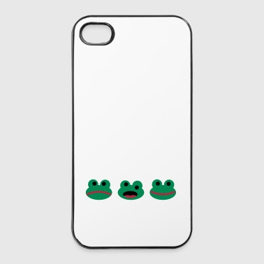 Stimmungsschwankungen - iPhone 4/4s Hard Case