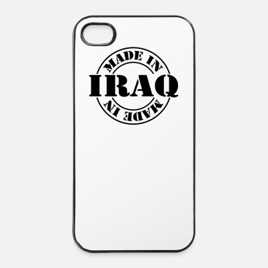 Tampon made_in_iraq_m1 - Coque rigide iPhone 4/4s