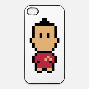 Community 8bit Star Ship Communications Officer - iPhone 4 & 4s Case