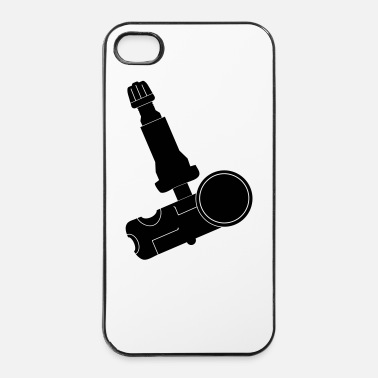 Wiel Bandenspanning_sensor._tpms33 - iPhone 4/4s hard case