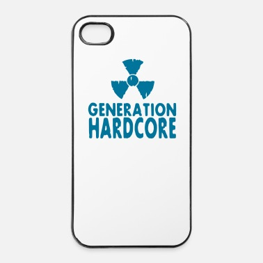 Hardstyle generation  - Custodia rigida per iPhone 4/4s