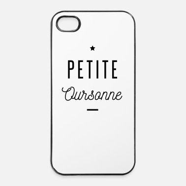 Petit PETITE OURSONNE - Coque rigide iPhone 4/4s