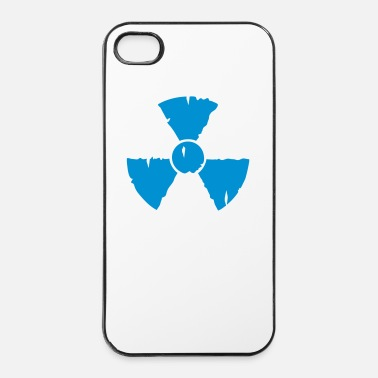 Atome radio active / radioactive - Coque rigide iPhone 4/4s