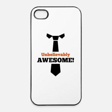 Cravate Cravate - Coque rigide iPhone 4/4s