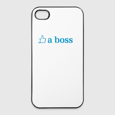 like a boss - iPhone 4/4s Hard Case