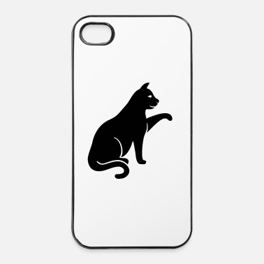 Huisdier Kat - iPhone 4/4s hard case