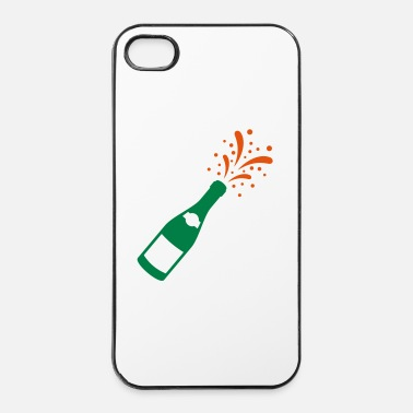 Vin Vin pétillant - Coque rigide iPhone 4/4s