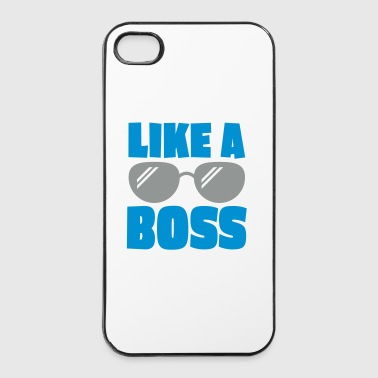 like a boss 2c - Coque rigide iPhone 4/4s