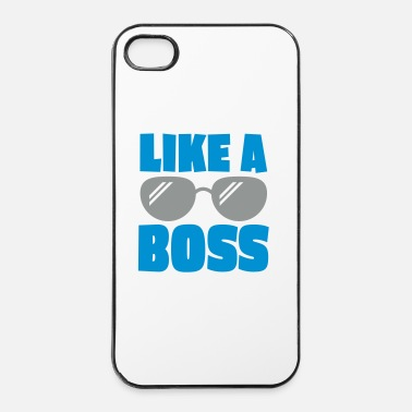 Like A Boss like a boss 2c - iPhone 4/4s hard case