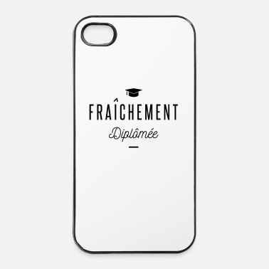 Fac fraichement diplomée - Coque rigide iPhone 4/4s