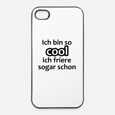 Coole Cool - iPhone 4 & 4s Hülle