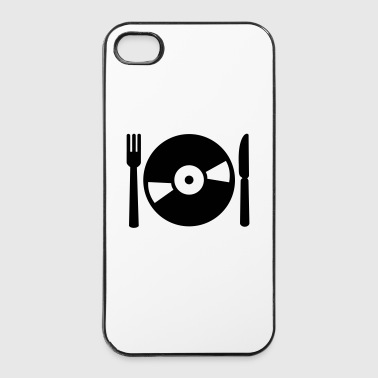 Vinyl - Coque rigide iPhone 4/4s