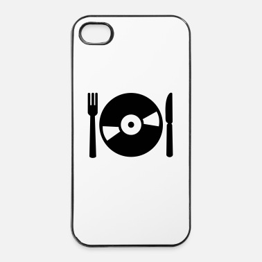 Disque Vinyl - Coque rigide iPhone 4/4s
