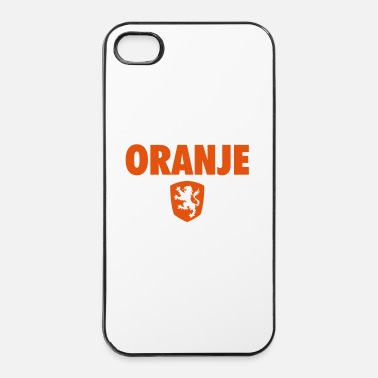 Shield ORANJE LION EMBLEM - iPhone 4/4s hard case
