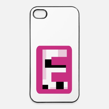 Initial Letter E - iPhone 4 & 4s Case