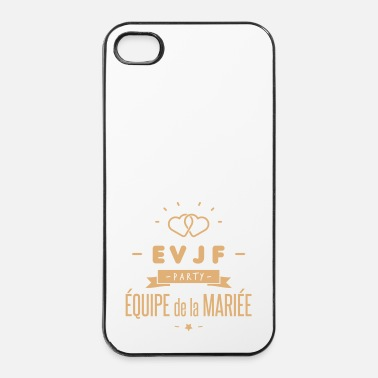 Fiançailles EVJF party - Coque rigide iPhone 4/4s