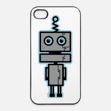 Robot BETA - Carcasa iPhone 4/4s
