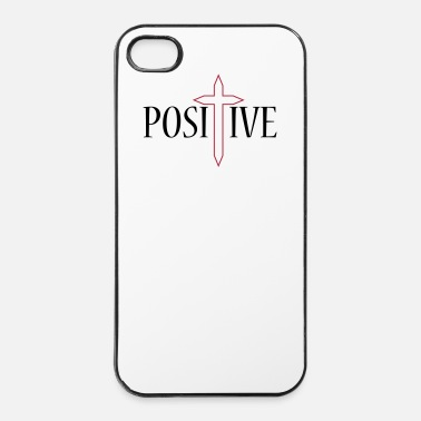 Cruz Positive / Cruz 2c - Carcasa iPhone 4/4s