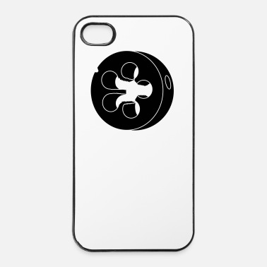 Ijzer spinneret grendel_g1 - iPhone 4/4s hard case
