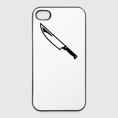 Couteau - Coque rigide iPhone 4/4s