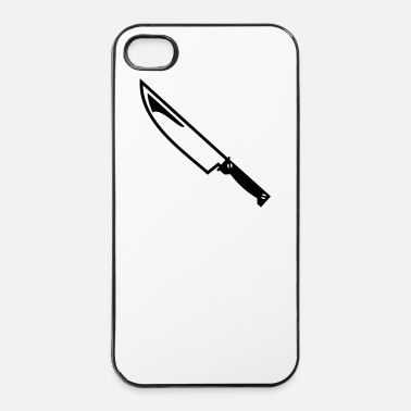Incluso Cuchillo - Carcasa iPhone 4/4s