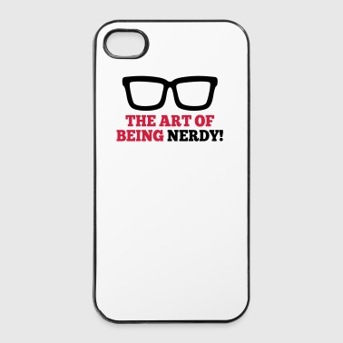 Nerd - iPhone 4/4s hard case