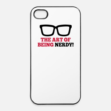 Nørd Nerd - iPhone 4 & 4s cover