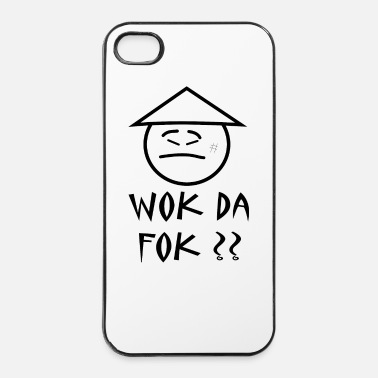 Aziatisch wok da fok ?? - iPhone 4/4s hard case