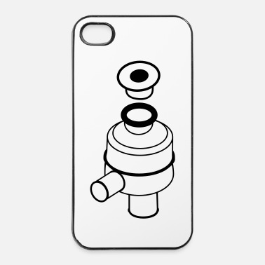 In Auto expansion_tank_ex7 - Custodia rigida per iPhone 4/4s
