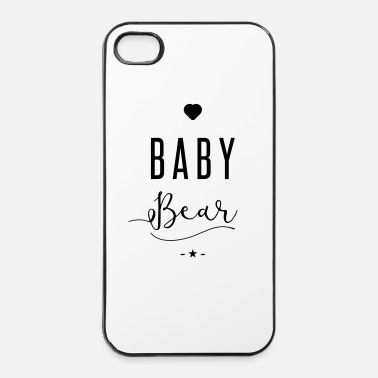 Madre baby bear  - Carcasa iPhone 4/4s
