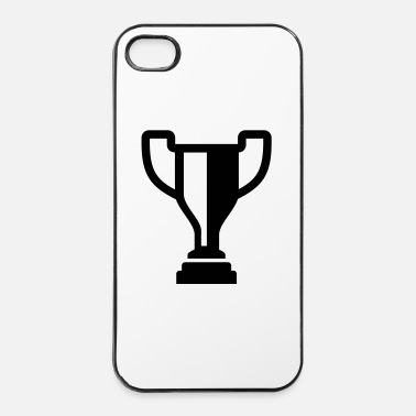 Winnaar Trofee beker - iPhone 4/4s hard case