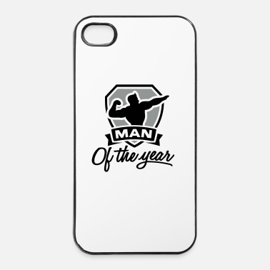 Vaderdag Man of the year 2 clr - iPhone 4/4s hard case