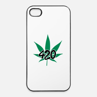 Herbe 420 - Coque rigide iPhone 4/4s