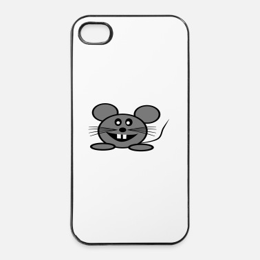 Maus Coole Maus - iPhone 4 & 4s Hülle