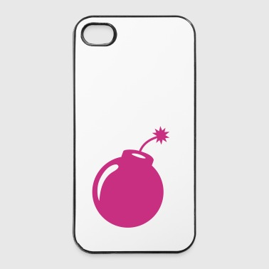 bomb - Coque rigide iPhone 4/4s