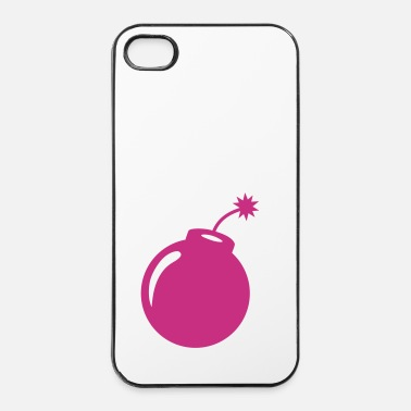 Armes bomb - Coque rigide iPhone 4/4s