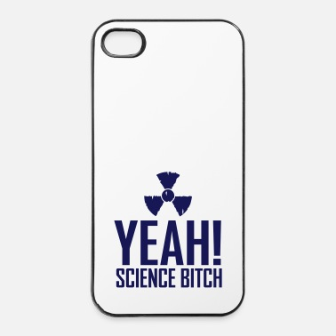 Radioactif yeah science b!tch radioactive ii - Coque rigide iPhone 4/4s