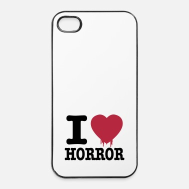 Vampire i love horror - iPhone 4/4s hard case