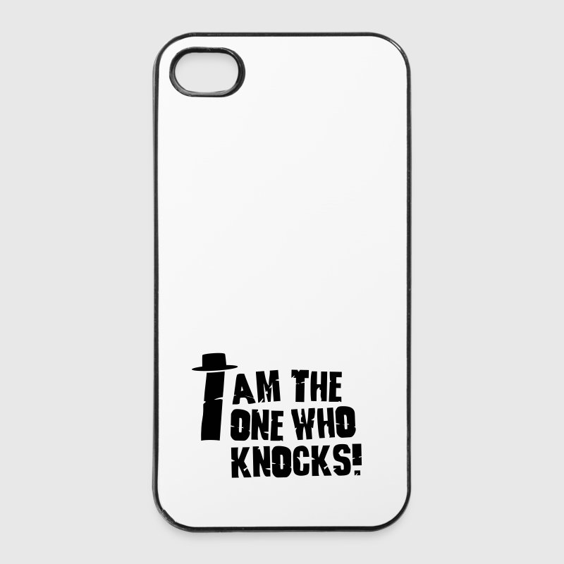 I am the one who knocks / i'm the one who knocks - Coque rigide iPhone 4/4s